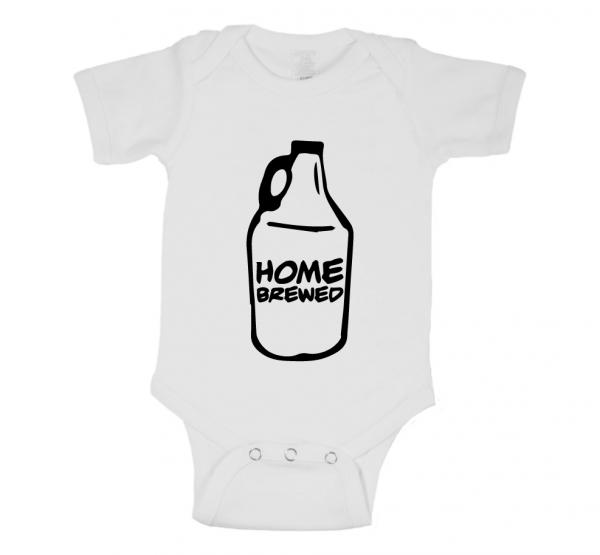 Baby Home Brew Onesie