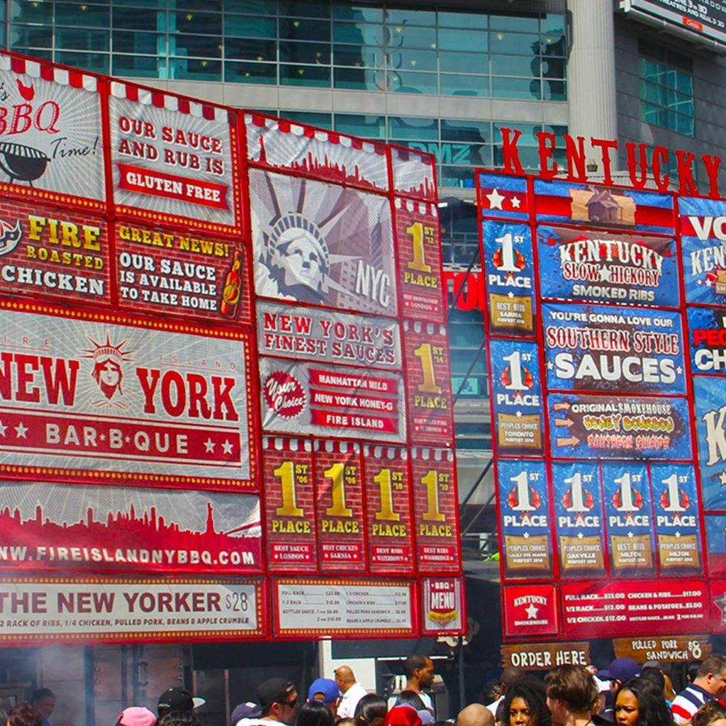 Toronto Yonge Dundas Square Rib Fest - Toronto Yonge Dundas Rib Fest 2020
