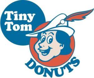 Tinytom Donut Logo